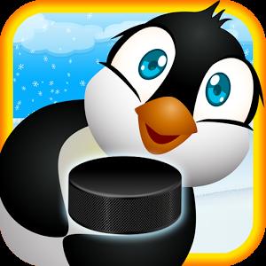 エアホッケーペンギン:スノー&アイス